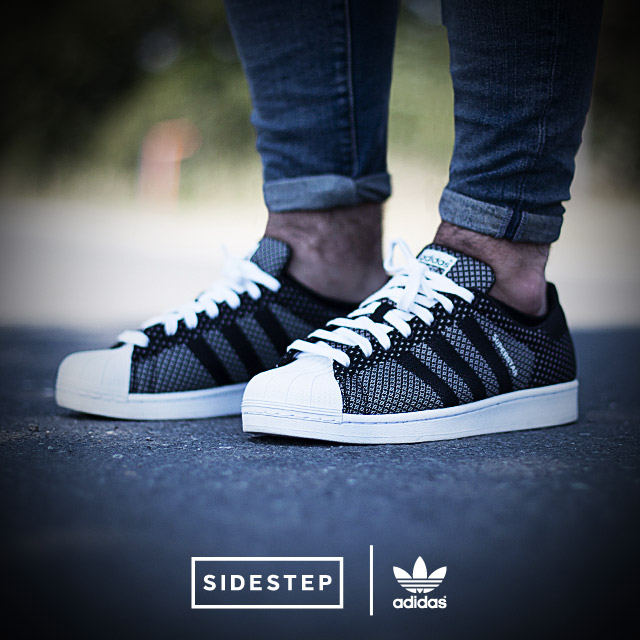adidas Originals Superstar – Side Step