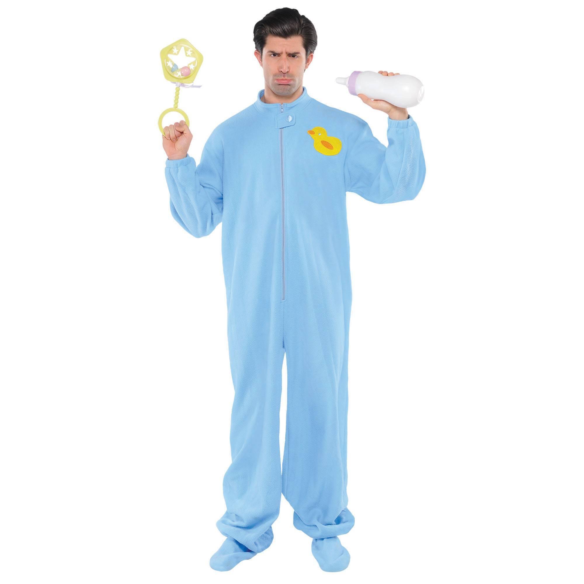 Halloween Adult Big Baby Halloween Costume One Size, Adult ...
