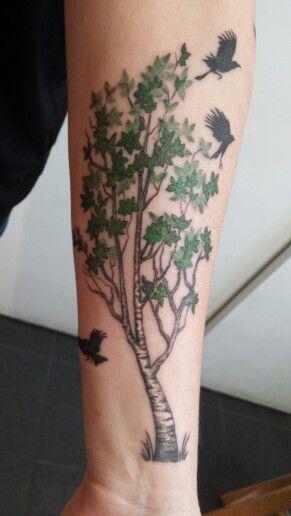 Alder Tree Tattoo Tattoos Pinterest Tattoos Tree Tat And