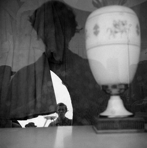 Vivian Maier (1926-2009) Self-Portrait
