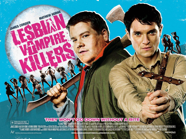 """Filmes De Lebicas in lesbian vampire killers (2009) """"matadores de vampiras lésbicas"""