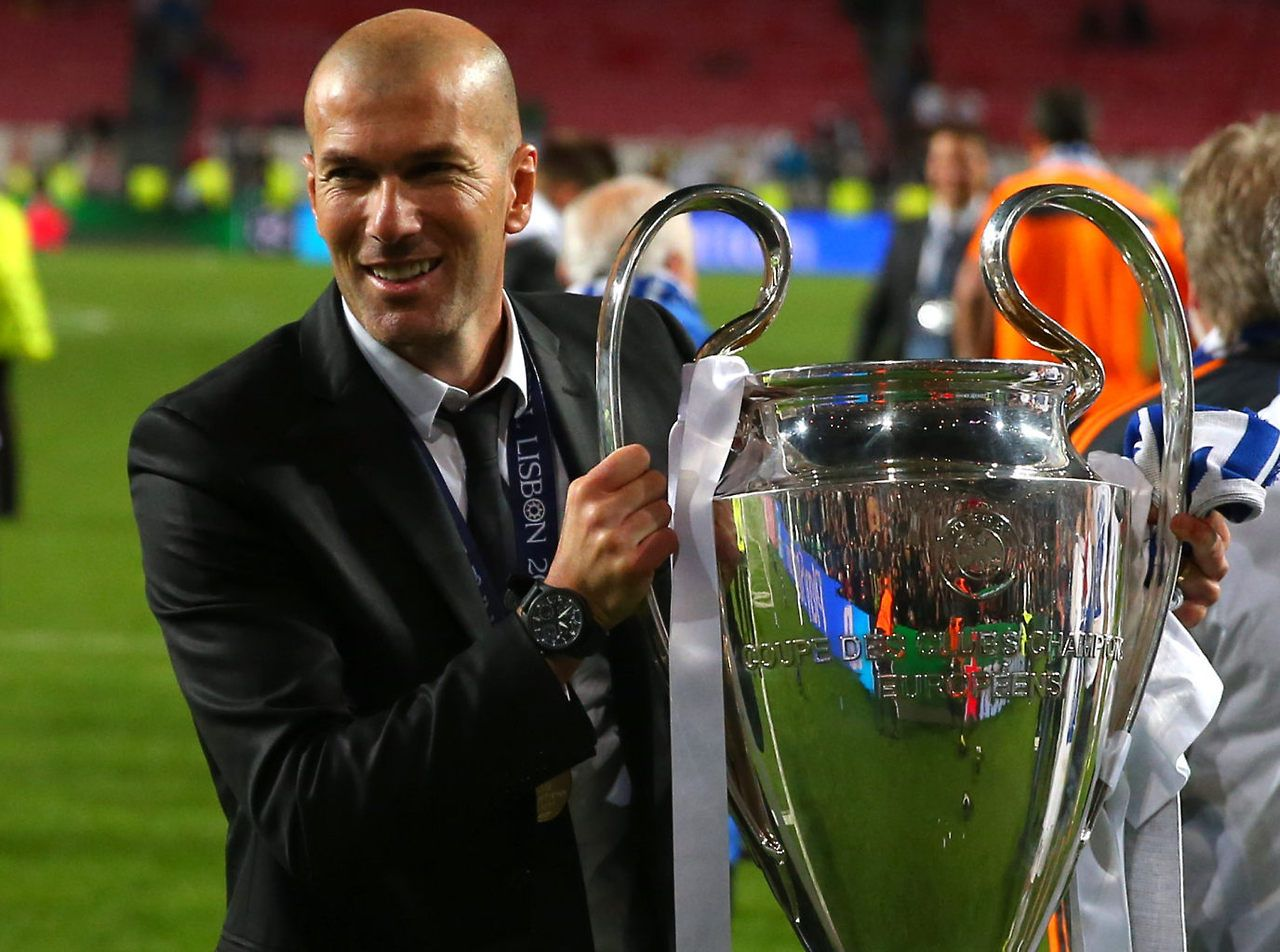 El Zid Campeador Real Madrid Coach Real Madrid Manager Real Madrid Football
