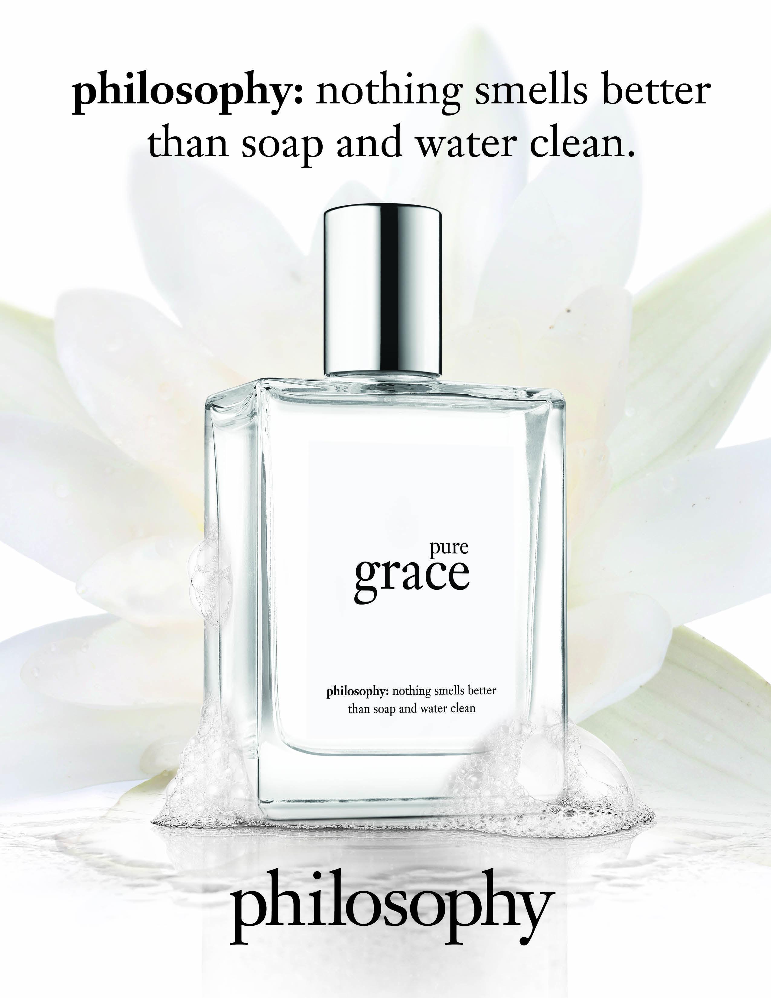 Fragrance Pure Grace Women S Perfume Clean Fragrance Perfume Summer Perfume