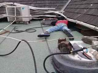 Jasa Pemasangan Membrane Bakar Waterproofing Kami