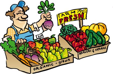 Image result for farmer's market clip art