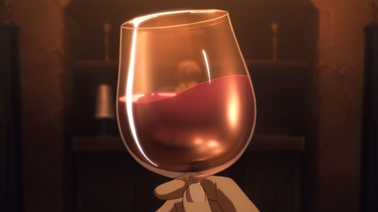 Fate Zero 12 Animefood Food Illustrations Food Pictures Alcoholic Drinks