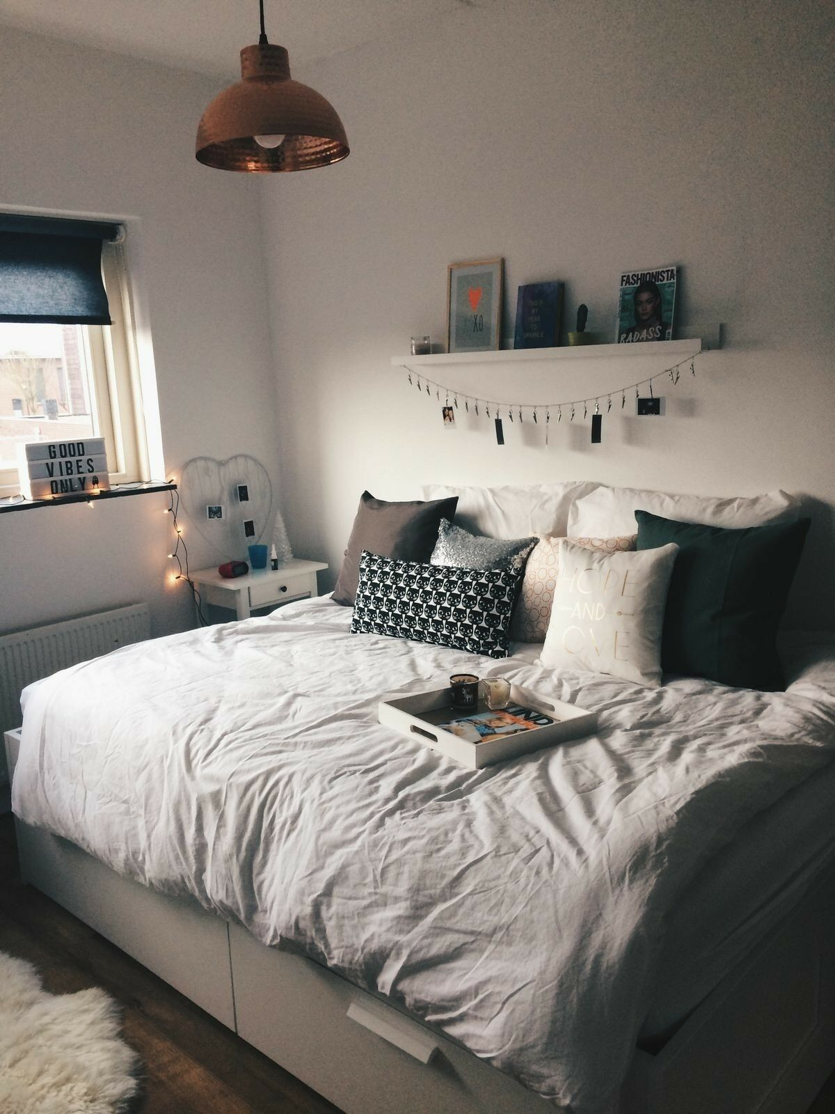 Pin by Katerina_P on Mood2 in 2019 | Room decor, Dorm room ...