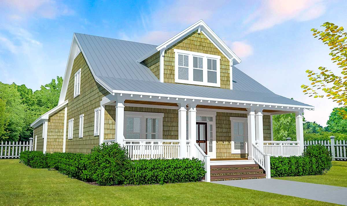 Best Plan 15058Nc First Floor Master Suite Cottage House 400 x 300