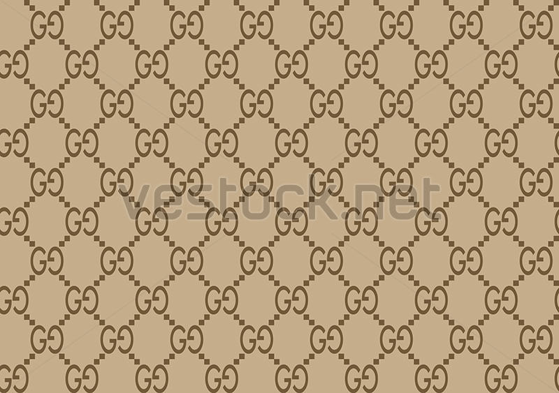 Gucci Luxury seamless vector pattern \u2013 Vestock