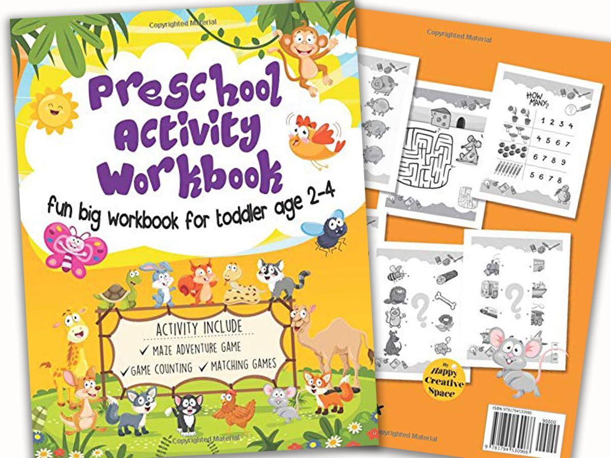 New Arrival The Best Preschool Activity