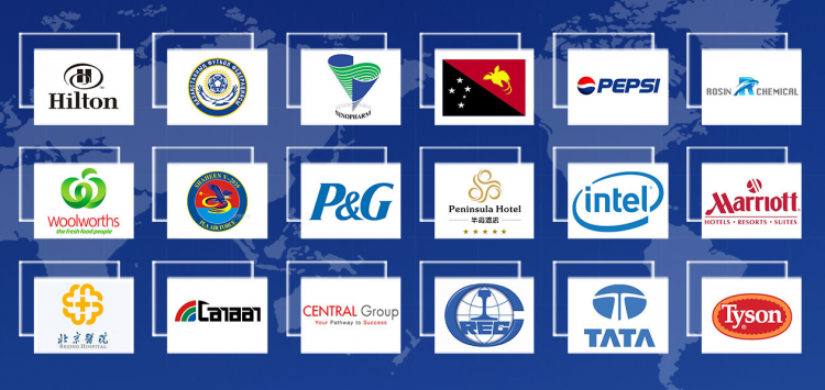 Some of China laundry equipment manufacturing Companies