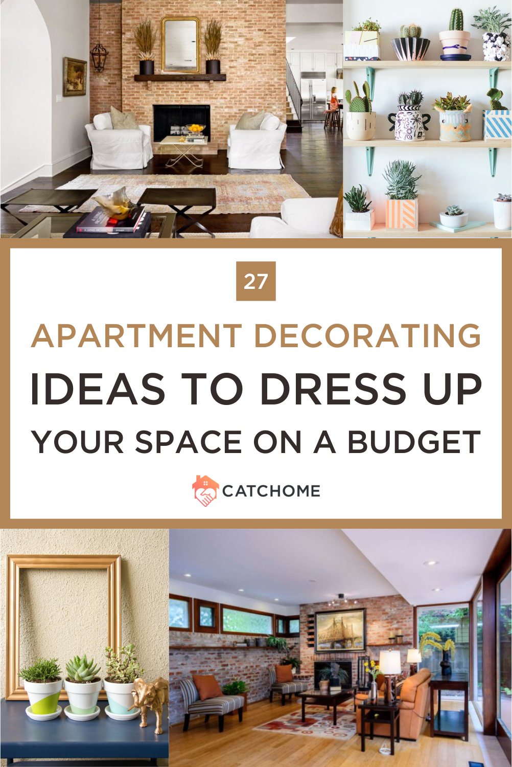 27 Apartment Decorating Ideas To Dress Up Your Space On A Budget In 2020 Apartment Decor Apartment Decor