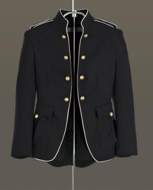 Zara Militar Jacket Profile Photo | Chaquetas, Militar y Zara