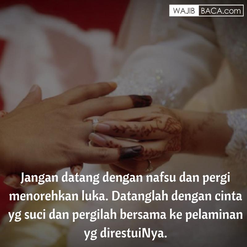 Kata Mutiara Islam Buat Calon Istri Dengan Gambar Islam