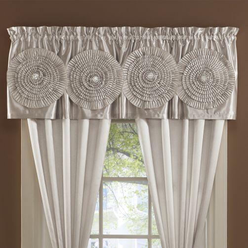 Bejeweled Romance Bedding And Window Treatments From Midnight Velvet®.  Www.midnightvelvet.com