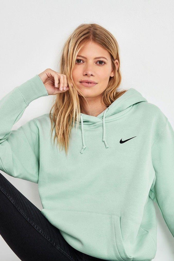 Buy Nike Essential Fleece Oversized Hoody from the Next UK