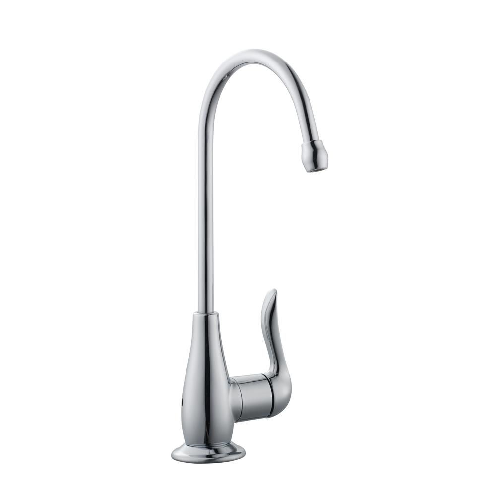 Glacier Bay 1-Handle Replacement Filtration Faucet in Chrome (Grey ...