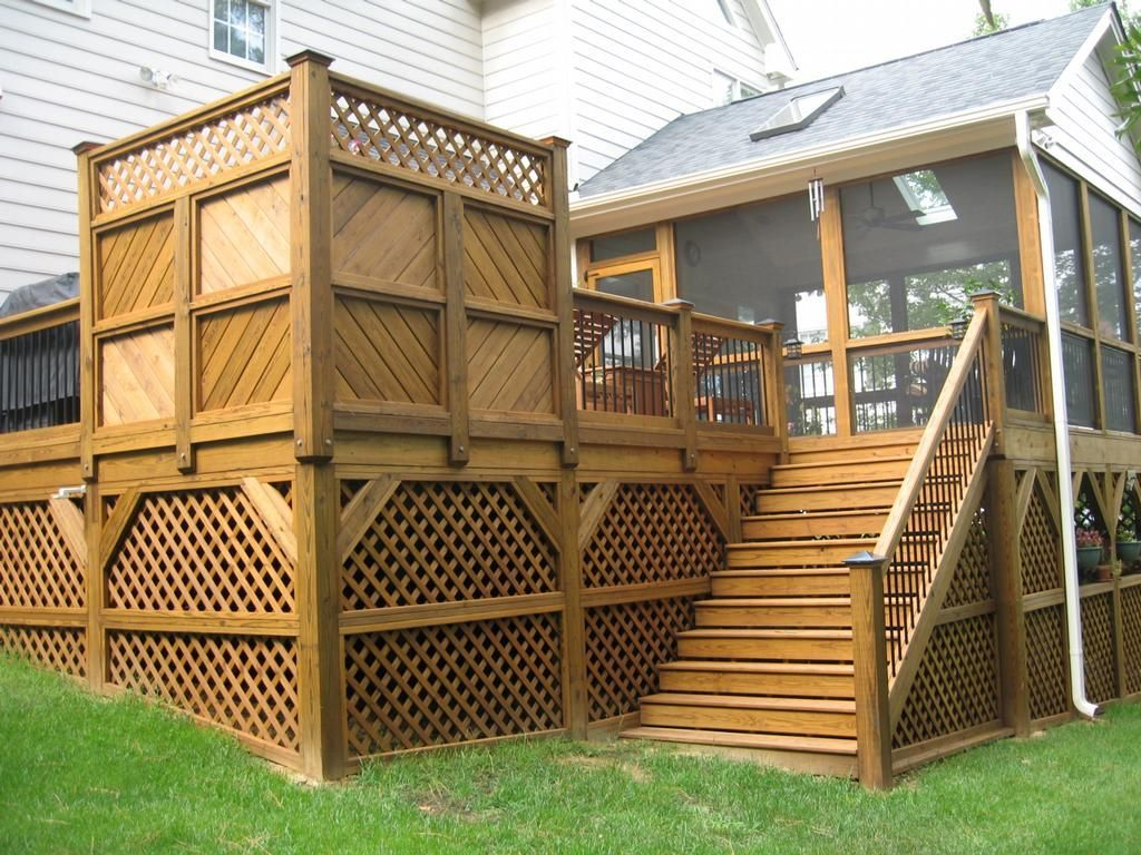 Image Of Types Of Deck Railing Designs Decks Porch Design Deck Railing Design Building A Deck