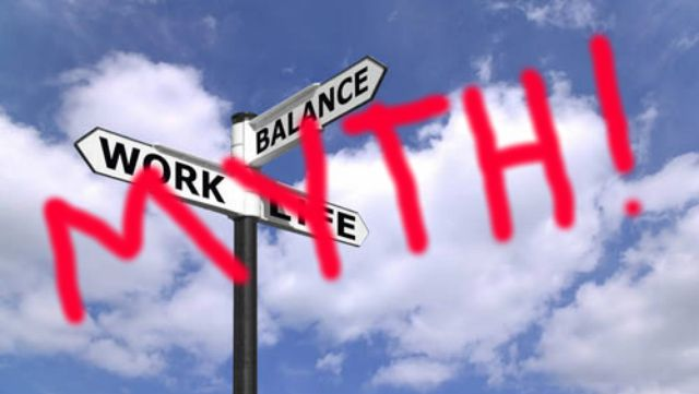 The Myth of the Work-Life Balance Work life balance - livecareer sign in