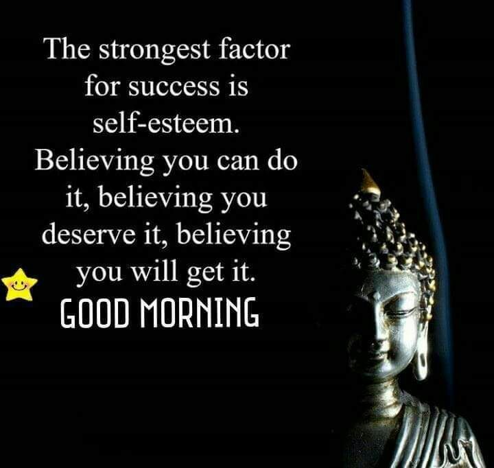 And Confidence Buddha Quotes And Teachings Morning Quotes Good