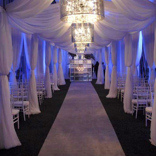 Pipe and Drape Designs | Drapery Room Ideas | decorations ...
