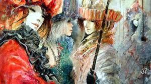 """Résultat de recherche d'images pour """"masquerade paintings"""""""