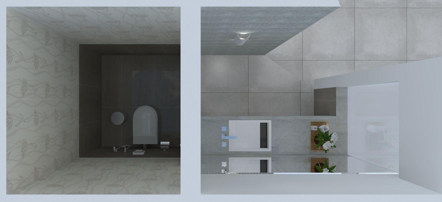 Lavabo - Arquiteto Joel Lima
