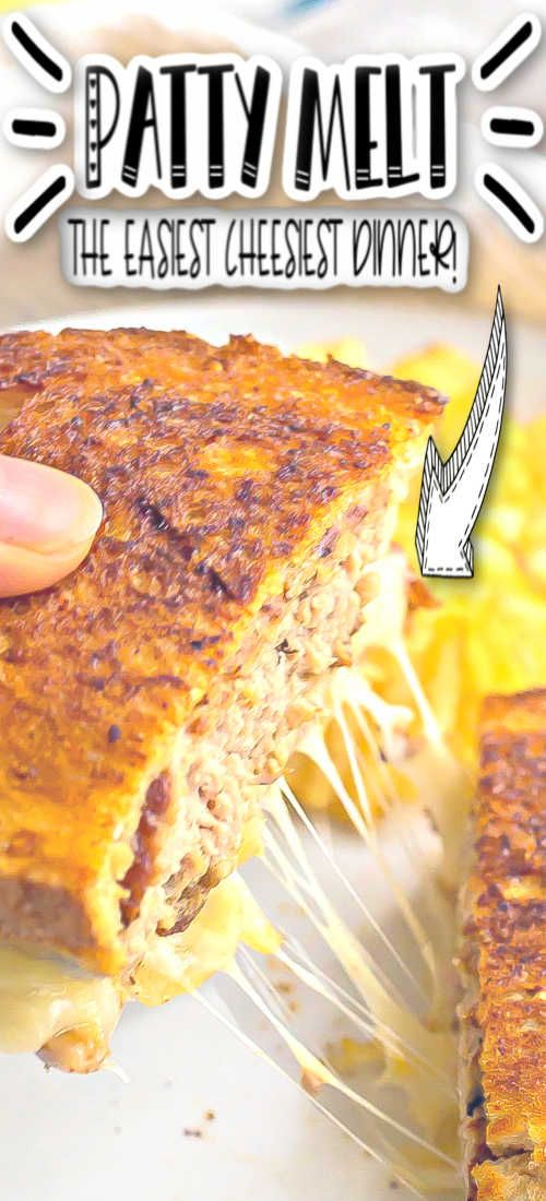 Everyone loves a classic patty melt! It's a delicious easy ...