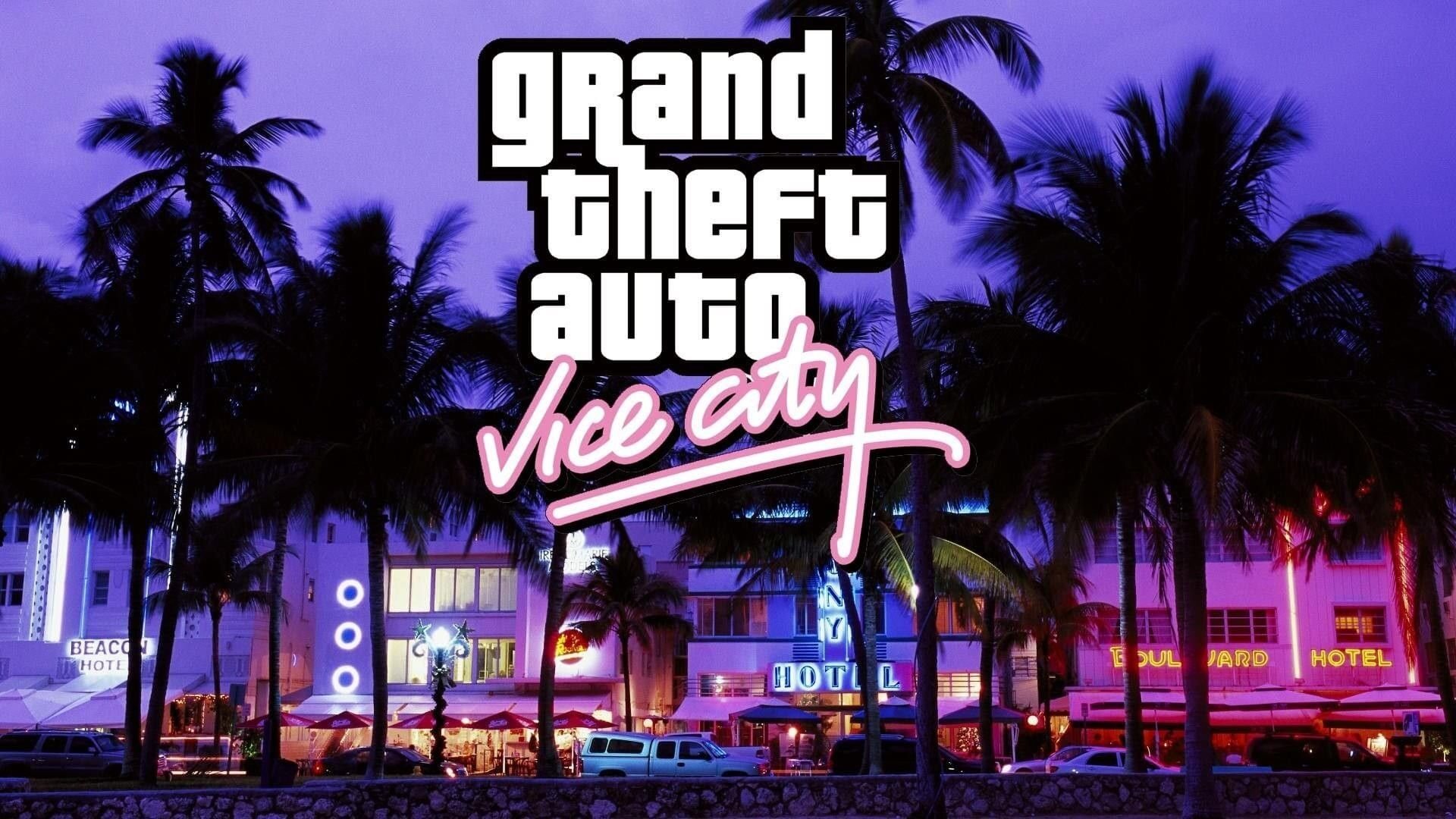 1920x1080 Grand Theft Auto Vice City Cheat Codes For Xbox Grand Theft Auto Grand Theft Auto Series City Wallpaper