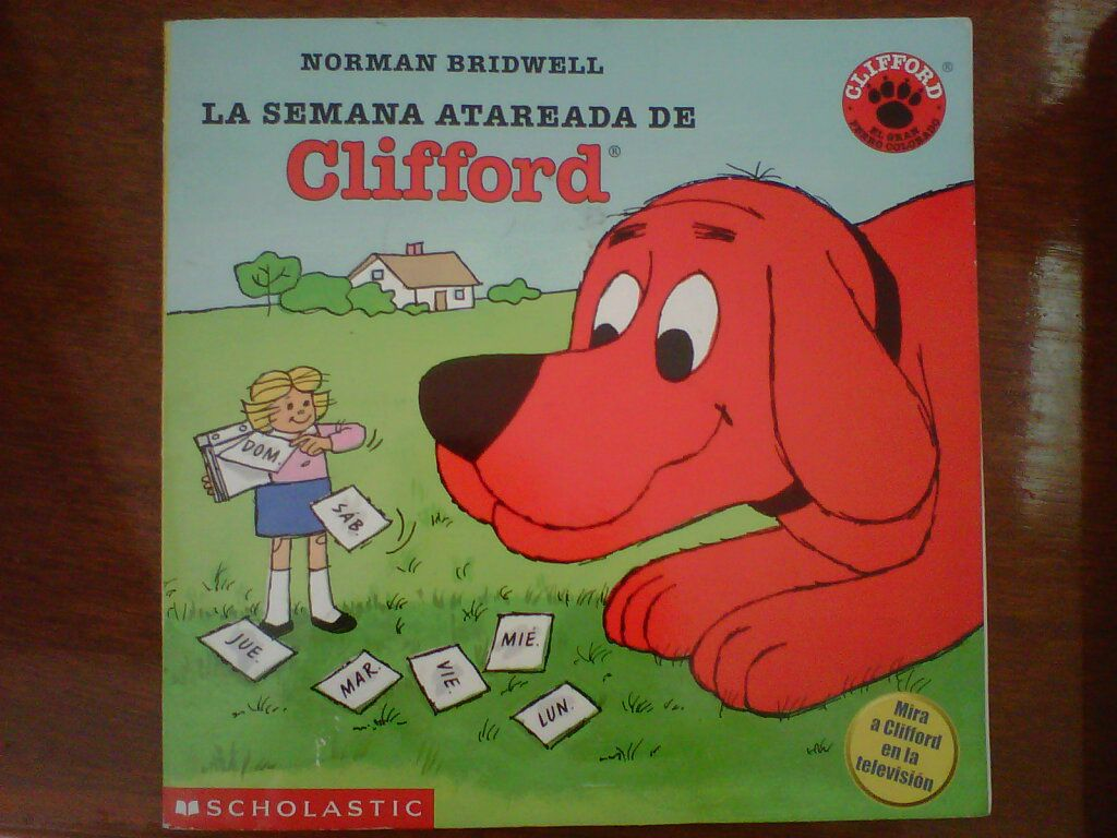 Clifford: Clifford the Firehouse Dog by Norman Bridwell (1994 ...
