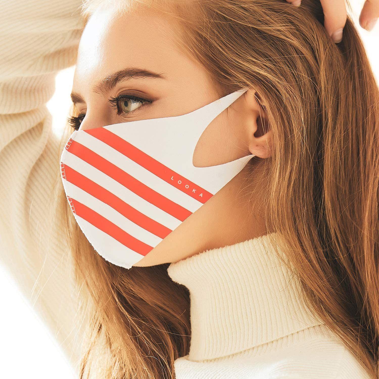 Photo of LOOKA | Protective Fashion Air Mask | Washable and Reusable | Comfortable | 4Line