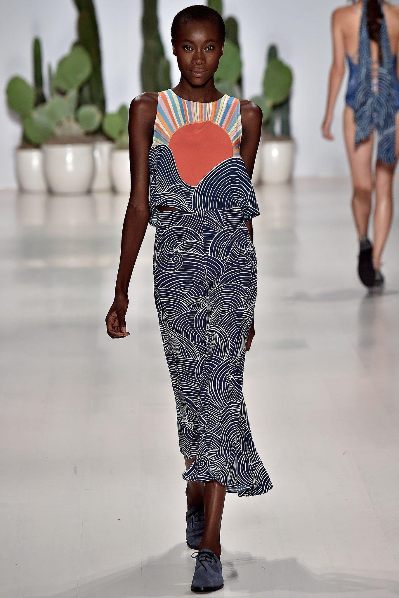 Mara Hoffman Spring 2015 Ready-to-Wear Fashion Show