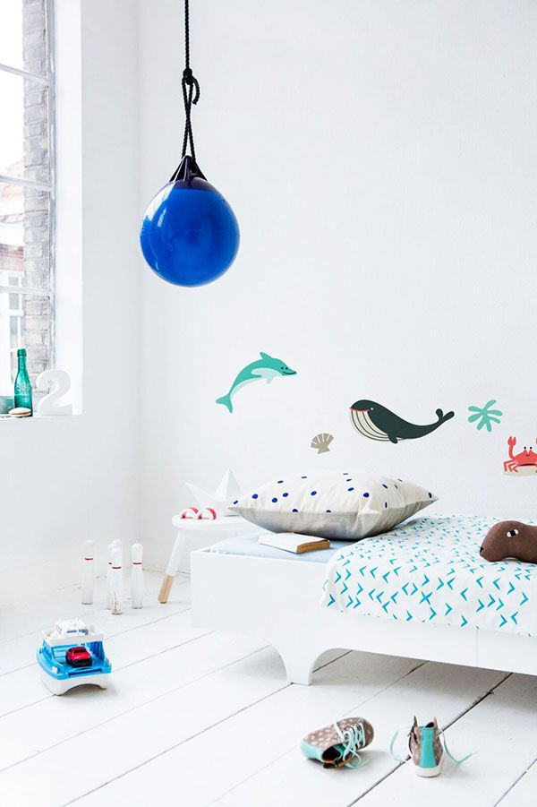 Dreaming Of the Sea   The Junior ☆ Sea Themed Kids Interior