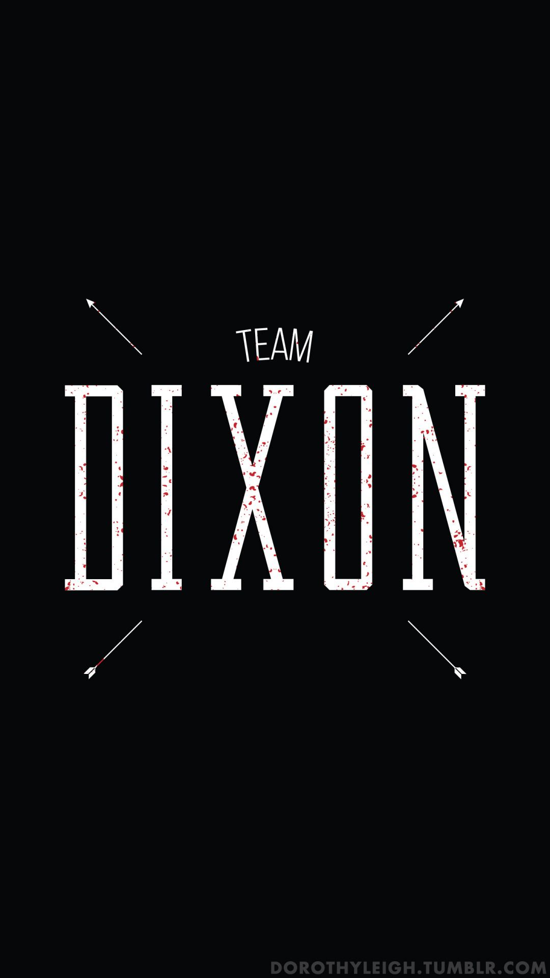 Team Dixon Wallpaper Blog Prints Available Below Teepublic
