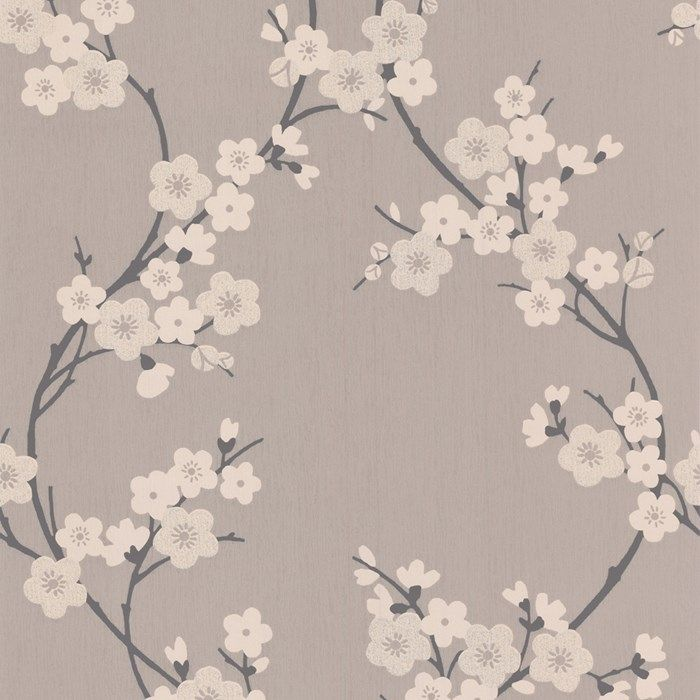 Papier Peint Fleur De Cerisier