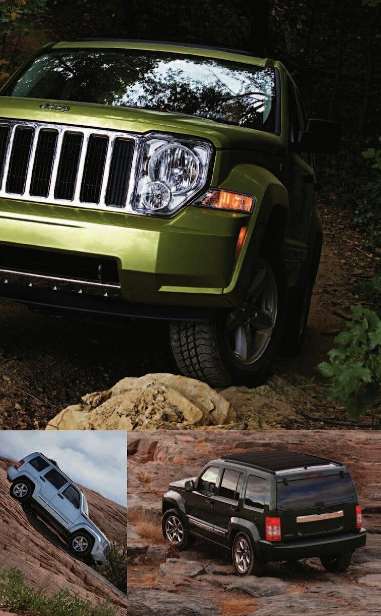 Liberty by Jeep for 2012... Jeep, Jeep liberty sport