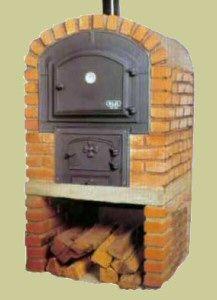 Hornos horno a le a horno de barro horno calor envolvente parrillas y hornos pinterest - Parrillas y hornos a lena ...