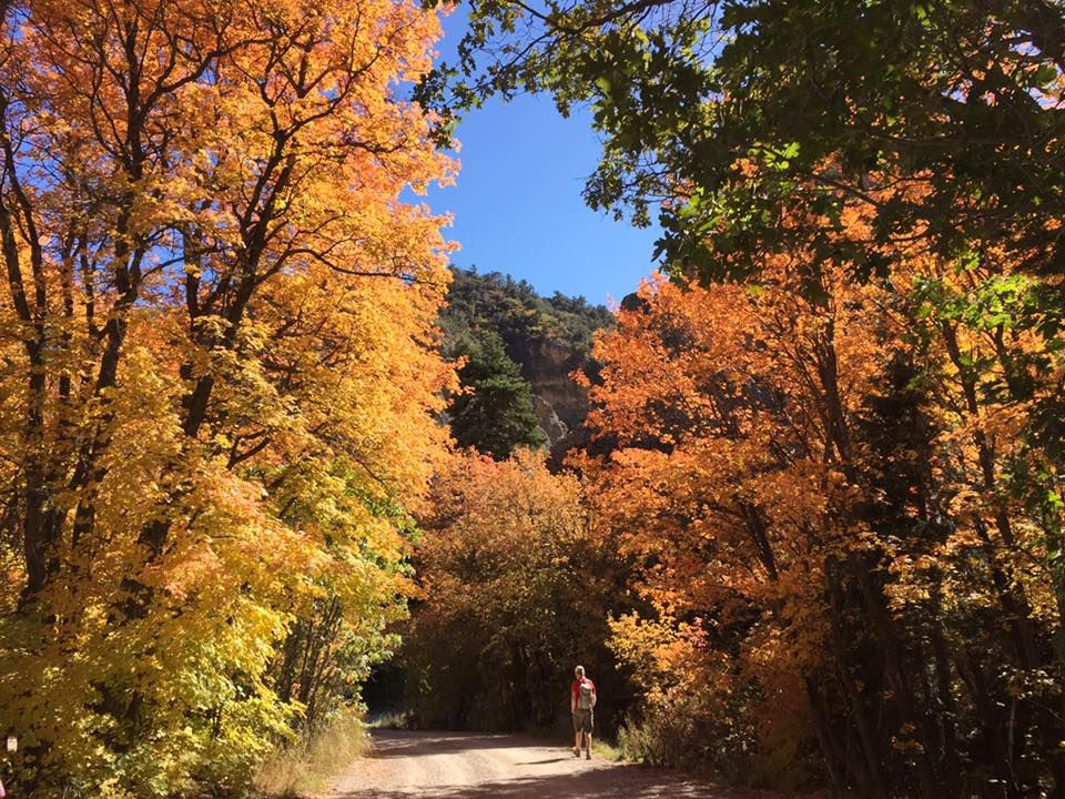 Beautiful Maple Canyon, UT 10082017