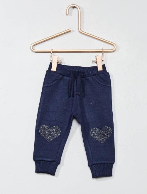 haute couture dernière conception plus gros rabais Pantalon de jogging imprimé genou | Baby Leggings | Baby ...