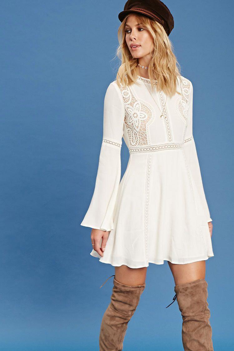 Contemporary Crochet Dress | ☀ Spring/Summer ☀ | Pinterest ...