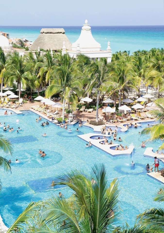 Hotel Riu Palace Riviera Maya 5 All Inclusive Affordable Luxury