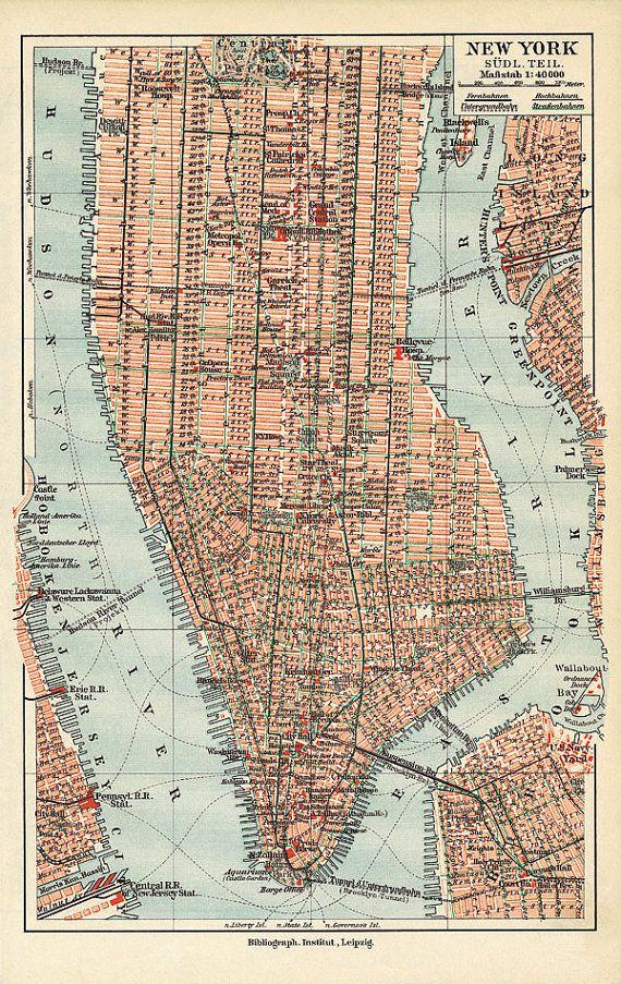 Pin On Water Manhattan