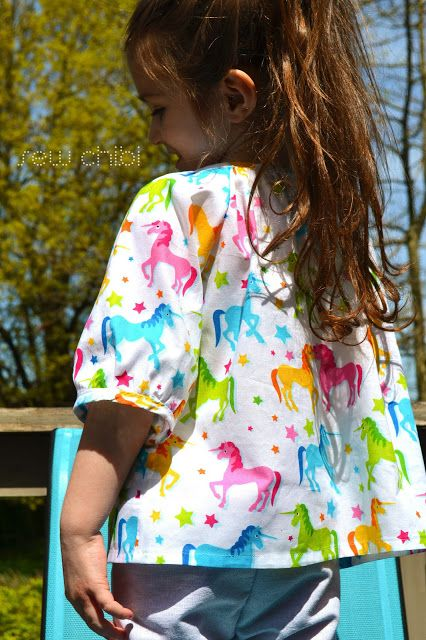 KCWC Spring 2013 Day 5:Sparkles + Unicorns sewn by sew chibi designs