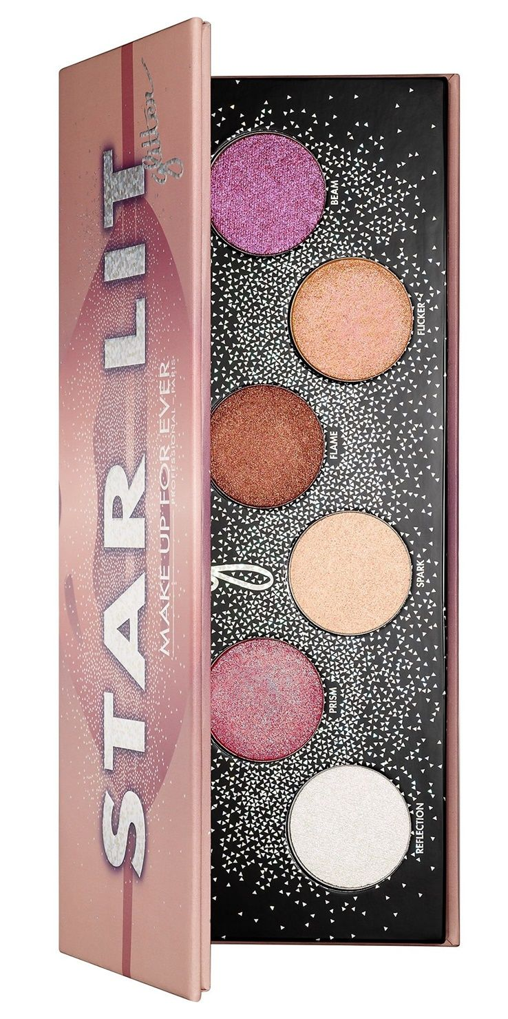 Make Up For Ever Star Lit Glitter Palette for Sparkle