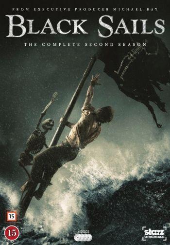 Black Sails - 2. kausi