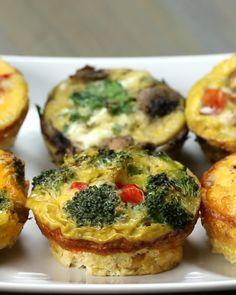 Egg Breakfast Cups Recipe by Tasty