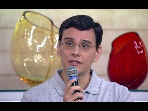 Pedro Siqueira no Encontro Fala sobre anjo da guarda da suas visoes-11-10-16 - YouTube