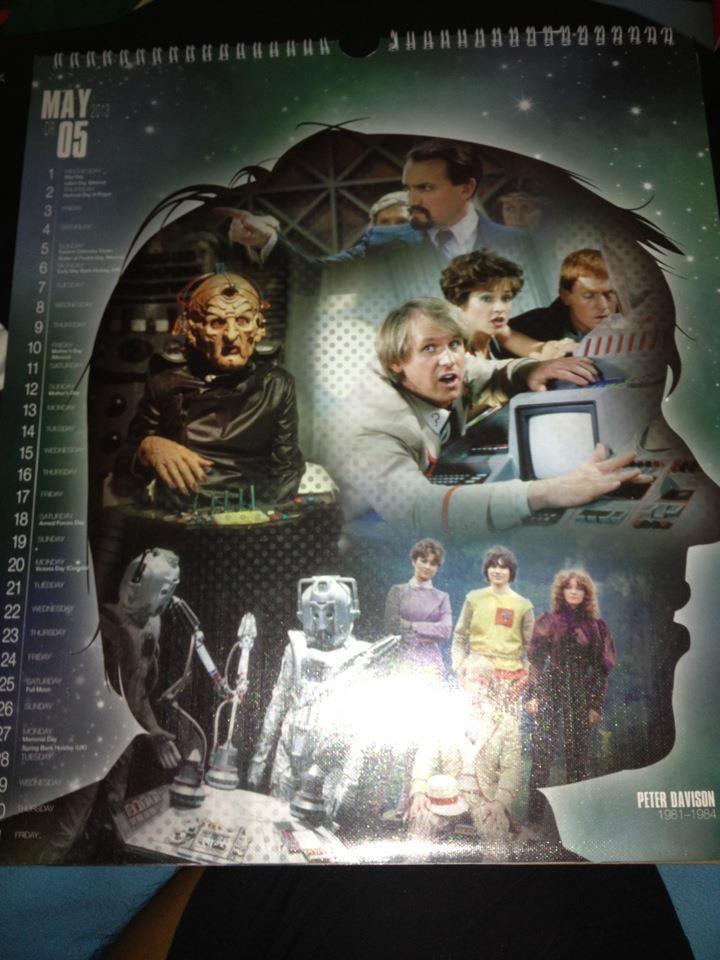 DW calendar page