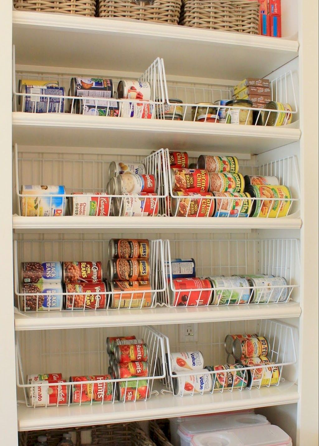 45 Practical Storage Ideas For A Small Kitchen Organization
