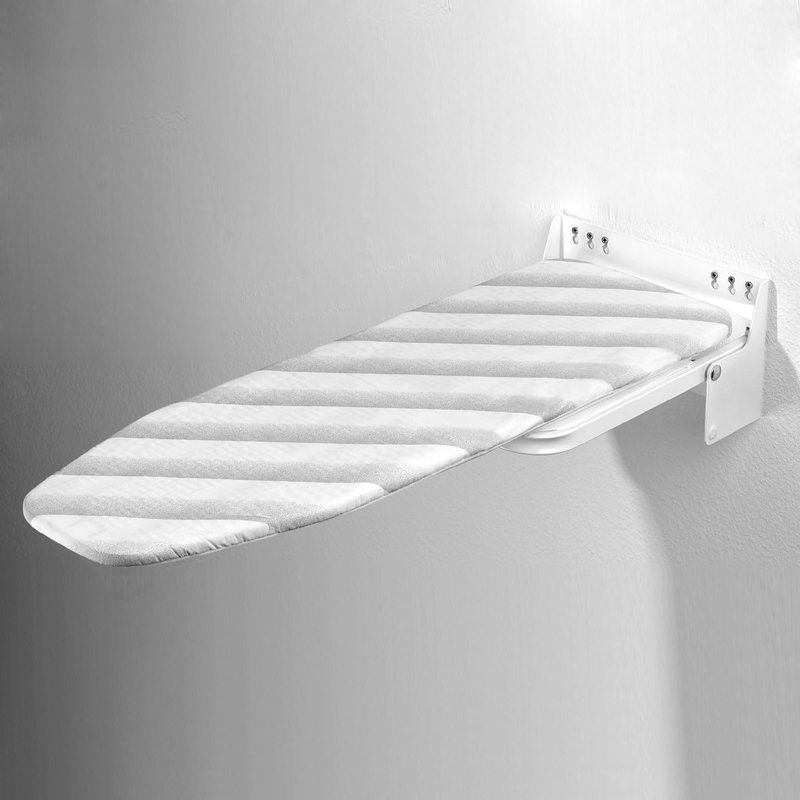 Hafele 568 66 700 Ironfix Wallmounted Ironing Board White